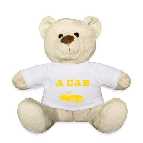 Hey Look It's A CAB - Teddy