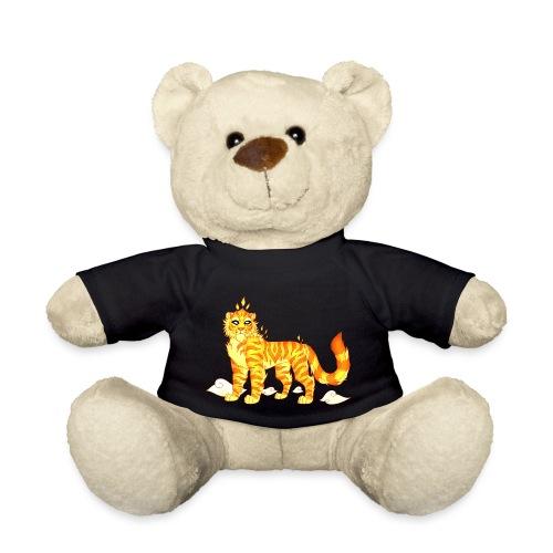 The Fire Tiger - Miś w koszulce