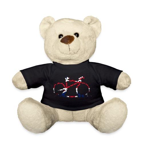 GB Cycling Hat - Teddy Bear