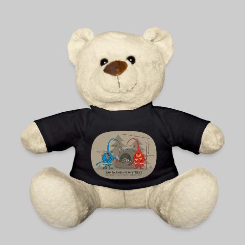 VJocys Santa Blue - Teddy Bear