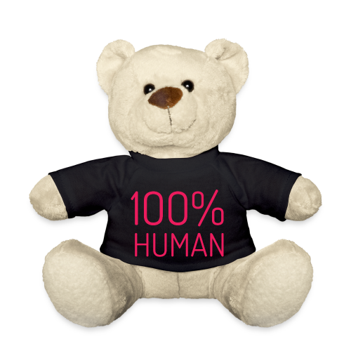 100% Human in roze - Teddy