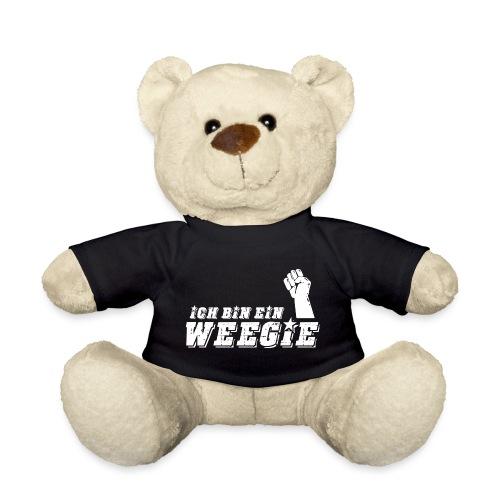 Ich Bin Ein Weegie - Teddy Bear