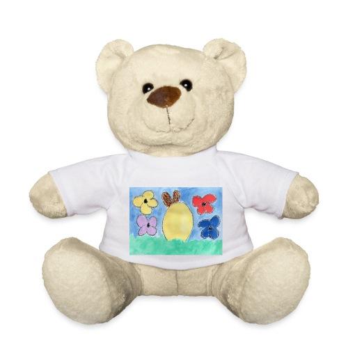 Frohe Ostern - Teddy
