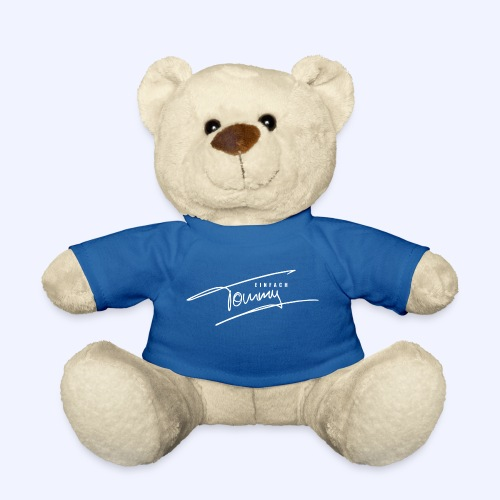 Einfach Tommy / White Font - Teddy