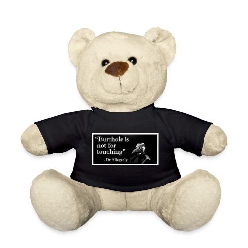Dr Allegedly's Sage Medical Advice - Teddy Bear