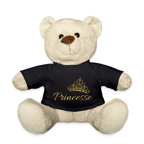 Princesse Or - by T-shirt chic et choc - Nounours