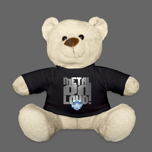 metalonloud large 4k png - Teddy Bear