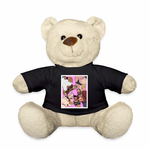 Bear Pile - Teddy Bear