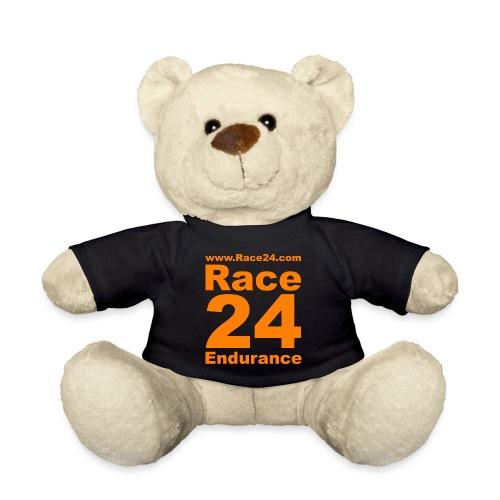 Race24 Logo in Orange - Teddy Bear