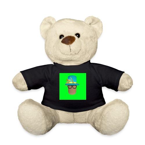 MrWhatWhat Logo Merch - Teddy Bear