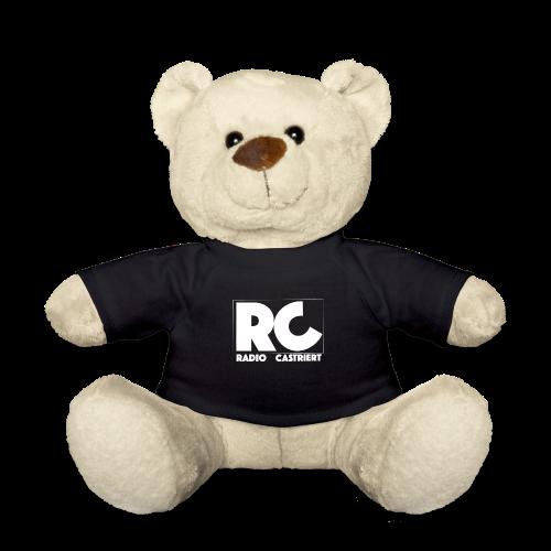 Radio CASTriert Logo 2017/2018 - Teddy