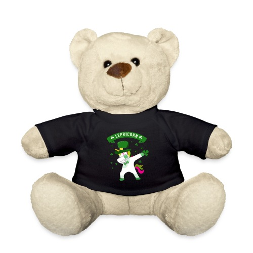 Lepricorn - St. patricks Day Unicorn dab pose - Teddy
