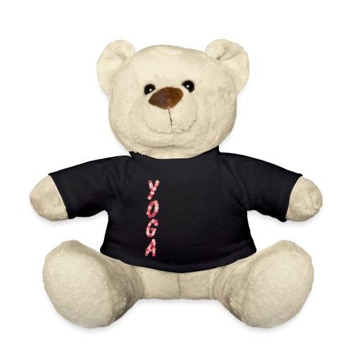 yoga flower - Teddy Bear