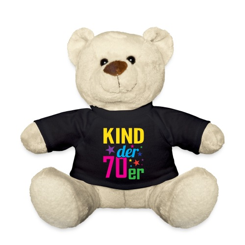 Kind der 70er - Teddy