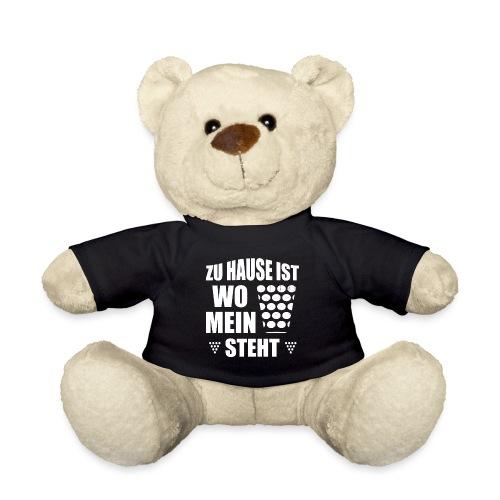 Zu Hause ist wo mein Schorle Steht Pfälzer Life - Teddy