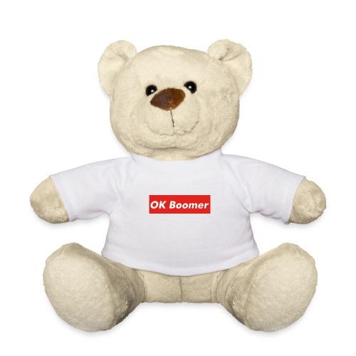 OK Boomer Meme - Teddy Bear