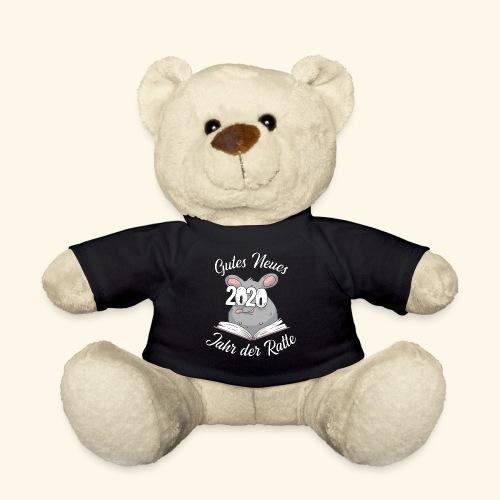 Gutes Neues Jahr der Ratte 2020 China Sternzeichen - Teddy