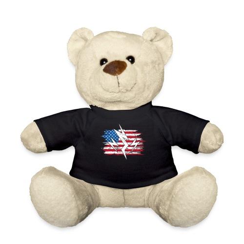 USA United States Strom Elektroauto Geschenk - Teddy