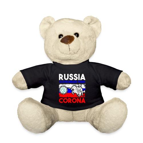Russia against Corona - Teddy