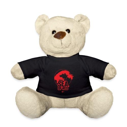 Sea of red logo - red - Teddy Bear