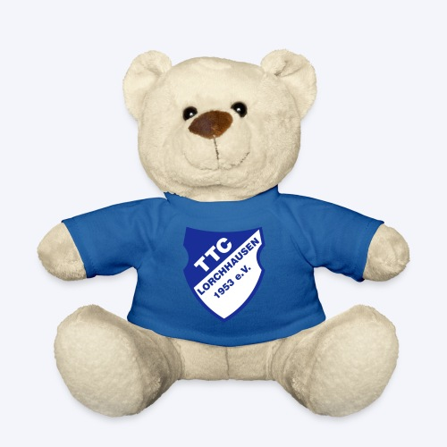 TTC Wappen weiß - Teddy