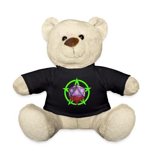 Würfel RPG Spiel Rollenspiele 666 mit Pentagramm - Teddy