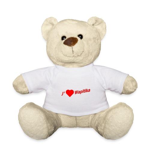 J'aime Wapitika - Teddy Bear