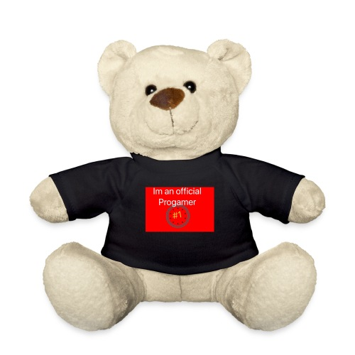 THE PRO'S - Red - Teddy Bear