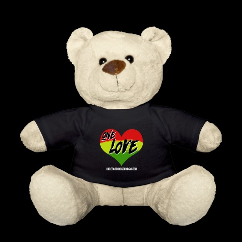 ONE LOVE - HEART - Teddy