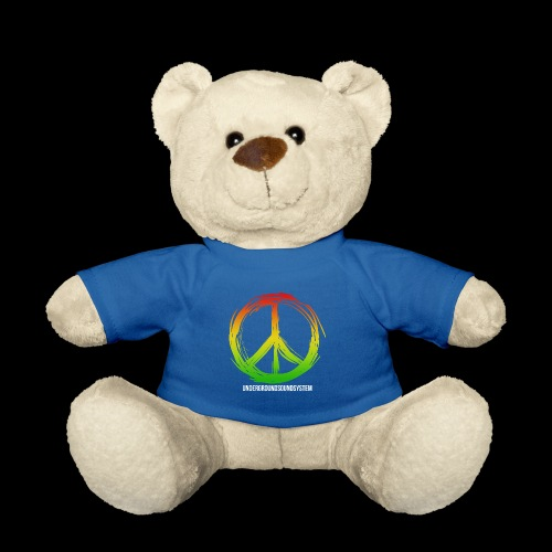 PEACE by UNDERGROUNDSOUNDSYSTEM - Teddy
