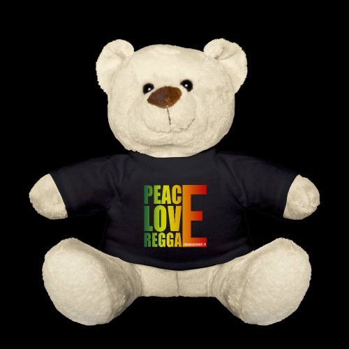 PEACE LOVE REGGAE - Teddy
