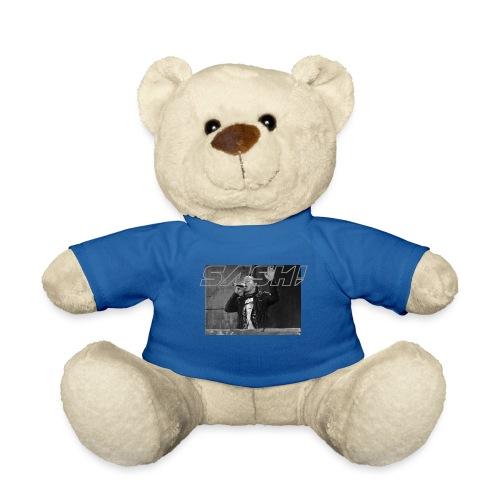 SASH! Empty Logo - Teddy Bear