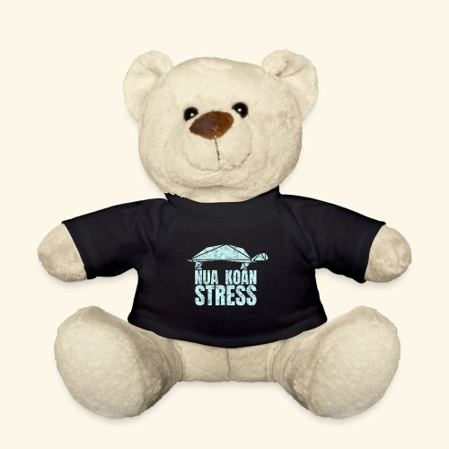 Nua koan Stress Schildkröte Bayrisch Keep Calm - Teddy