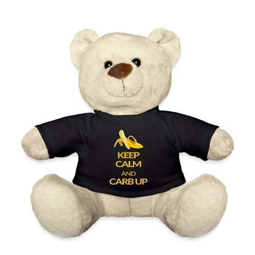 KEEP CALM and CARB UP - Teddy