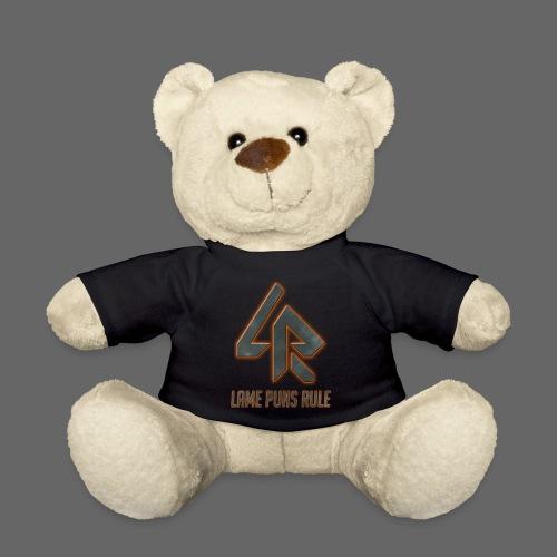 Lame Puns Rule: Logo - Teddy Bear