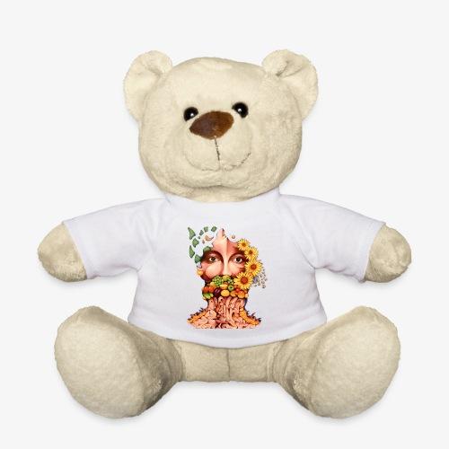 Fruit & Flowers - Teddy Bear