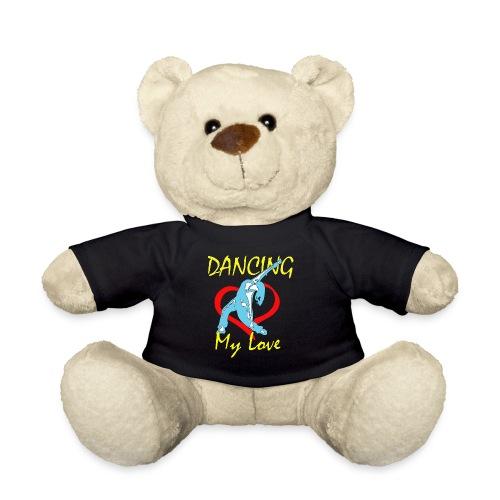Dancing my Love HBlau - Teddy