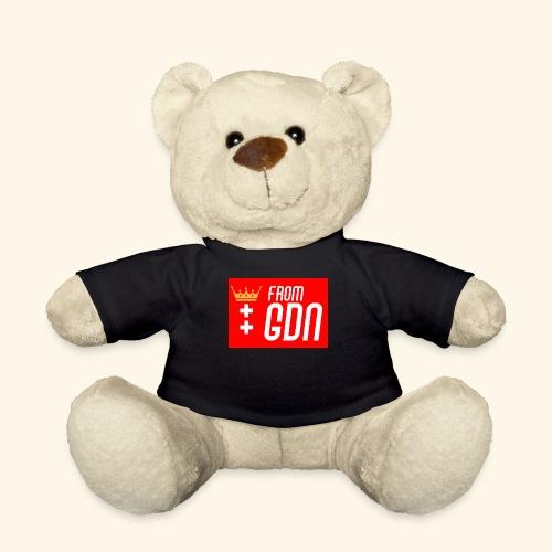 #fromGDN - Miś w koszulce