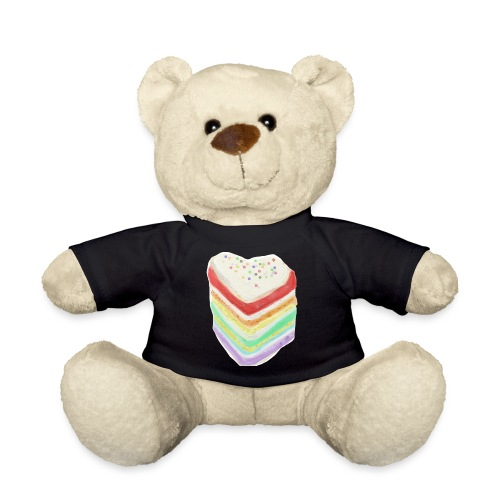 Multicolor Cake 1 - Teddy Bear