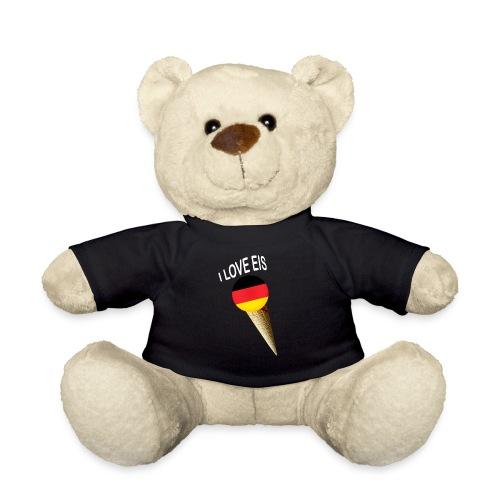Fußball WM Geschenk Fan Weltmeister Deutschland - Teddy