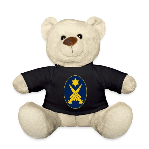 Missile Oval - Teddy Bear