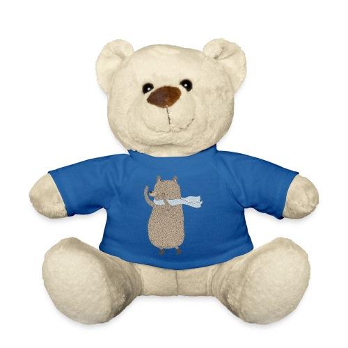 Fluffy Cuddle Bear by #OneCreativeArts - Teddy