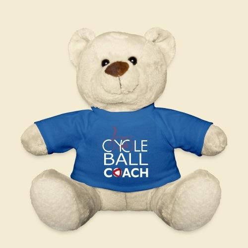 Radball | Cycle Ball Coach - Teddy