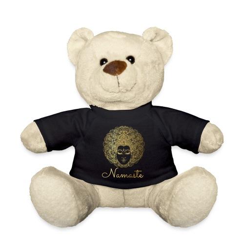 Namaste Yoga Goddess - Teddy Bear