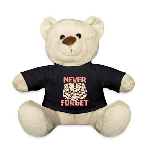Never forget - Nallebjörn