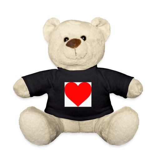 Hjärta - Nallebjörn