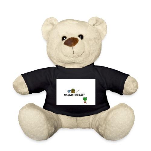 my adventure buddy - Teddy Bear