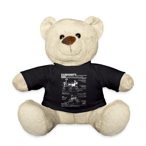 Curiosity Mars Rover - Teddy Bear