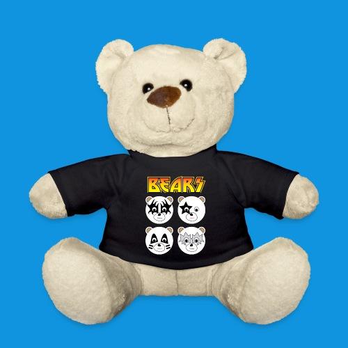 Kiss Bears square.png - Teddy Bear
