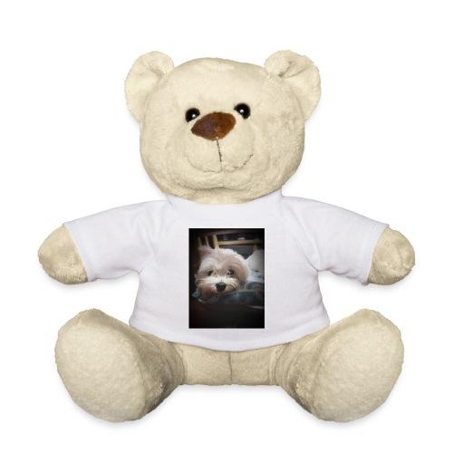 Pure White Pup - Teddy Bear